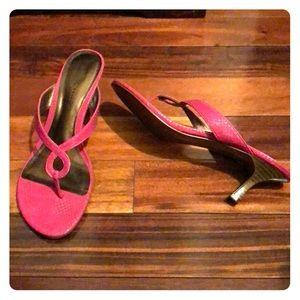 """Mule 2"""" heels"""